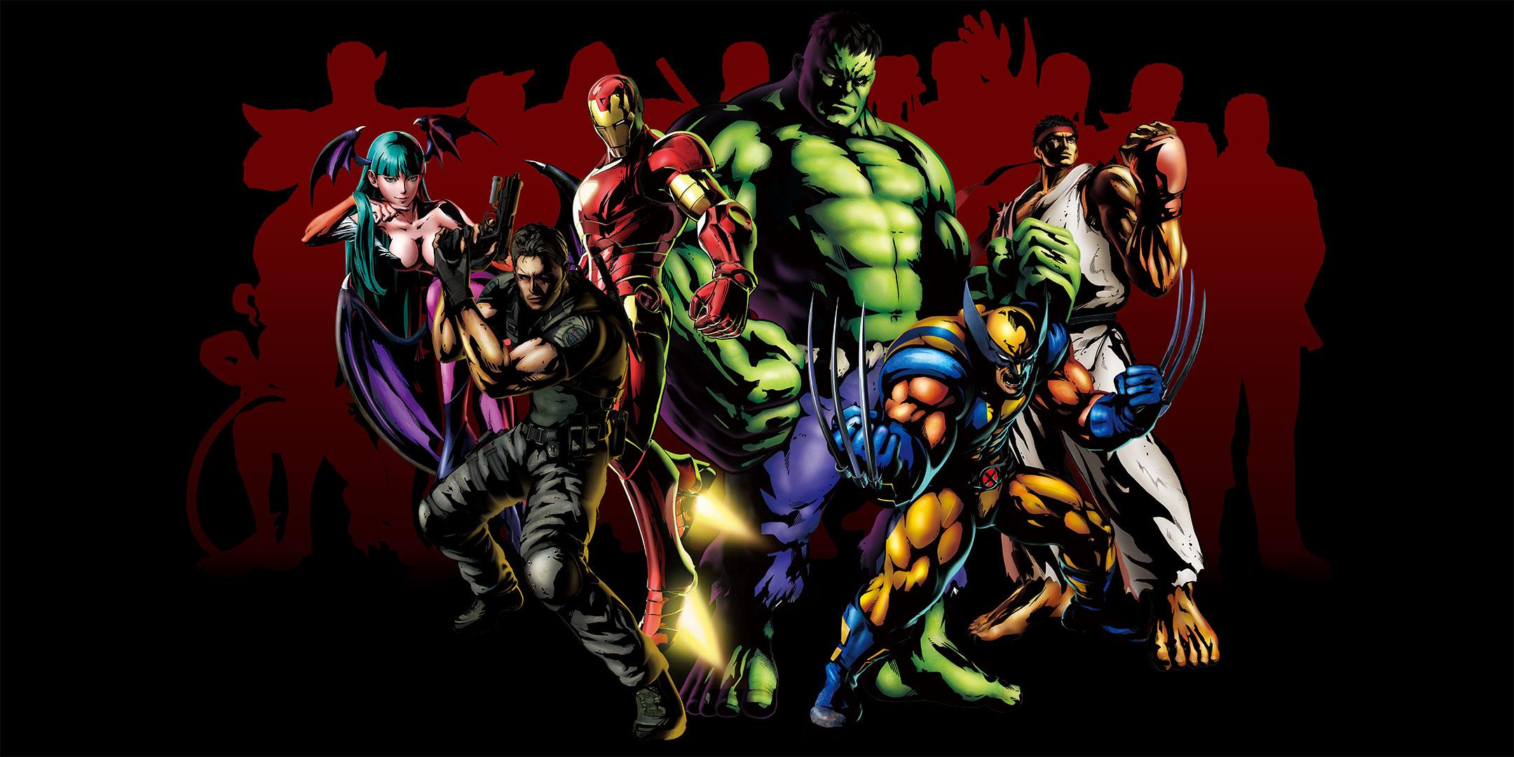 Marvel vs. Capcom 3: Fate of Two Worlds - Marvel vs. Capcom 3: Fate of Two Worlds Арт