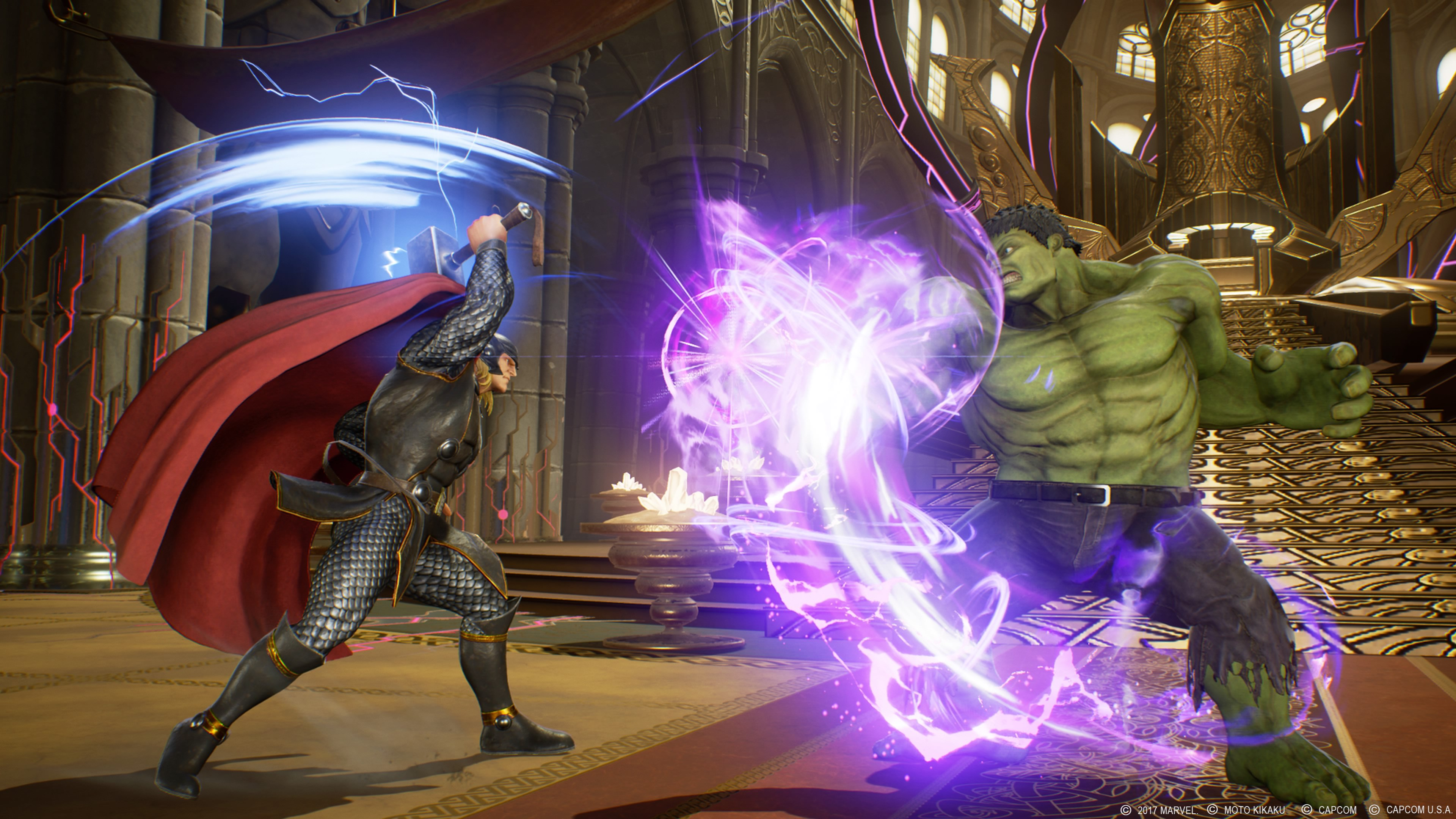 Marvel vs. Capcom: Infinite - Marvel vs. Capcom: Infinite 4K
