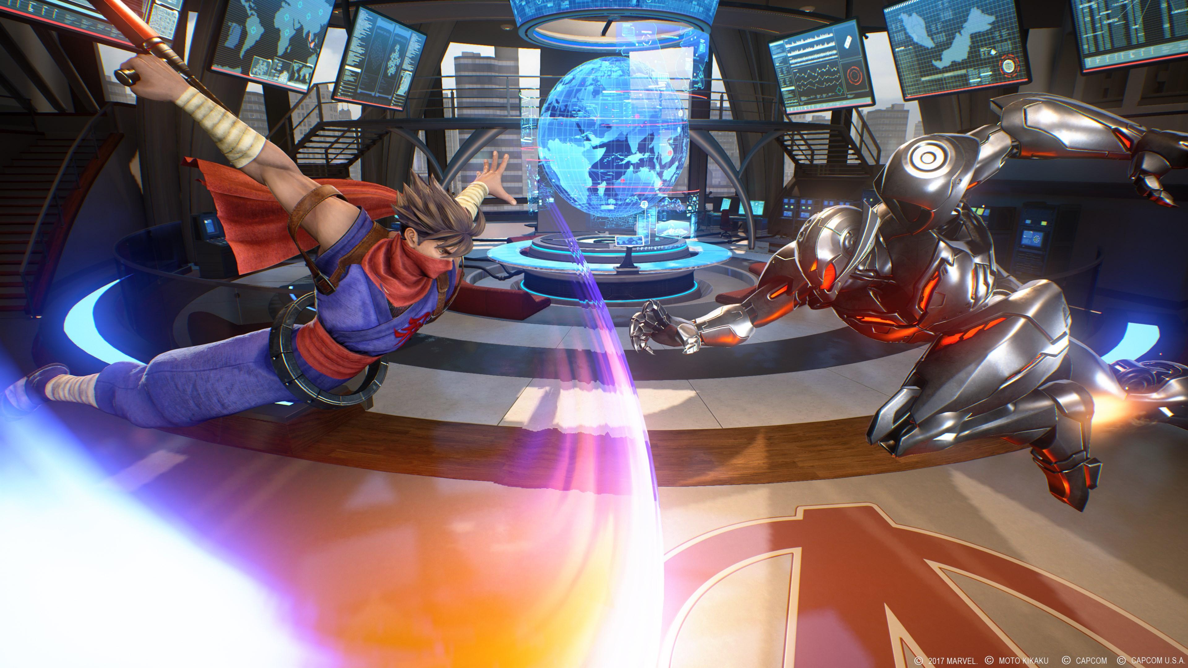 Marvel vs. Capcom: Infinite - Marvel vs. Capcom: Infinite 4K