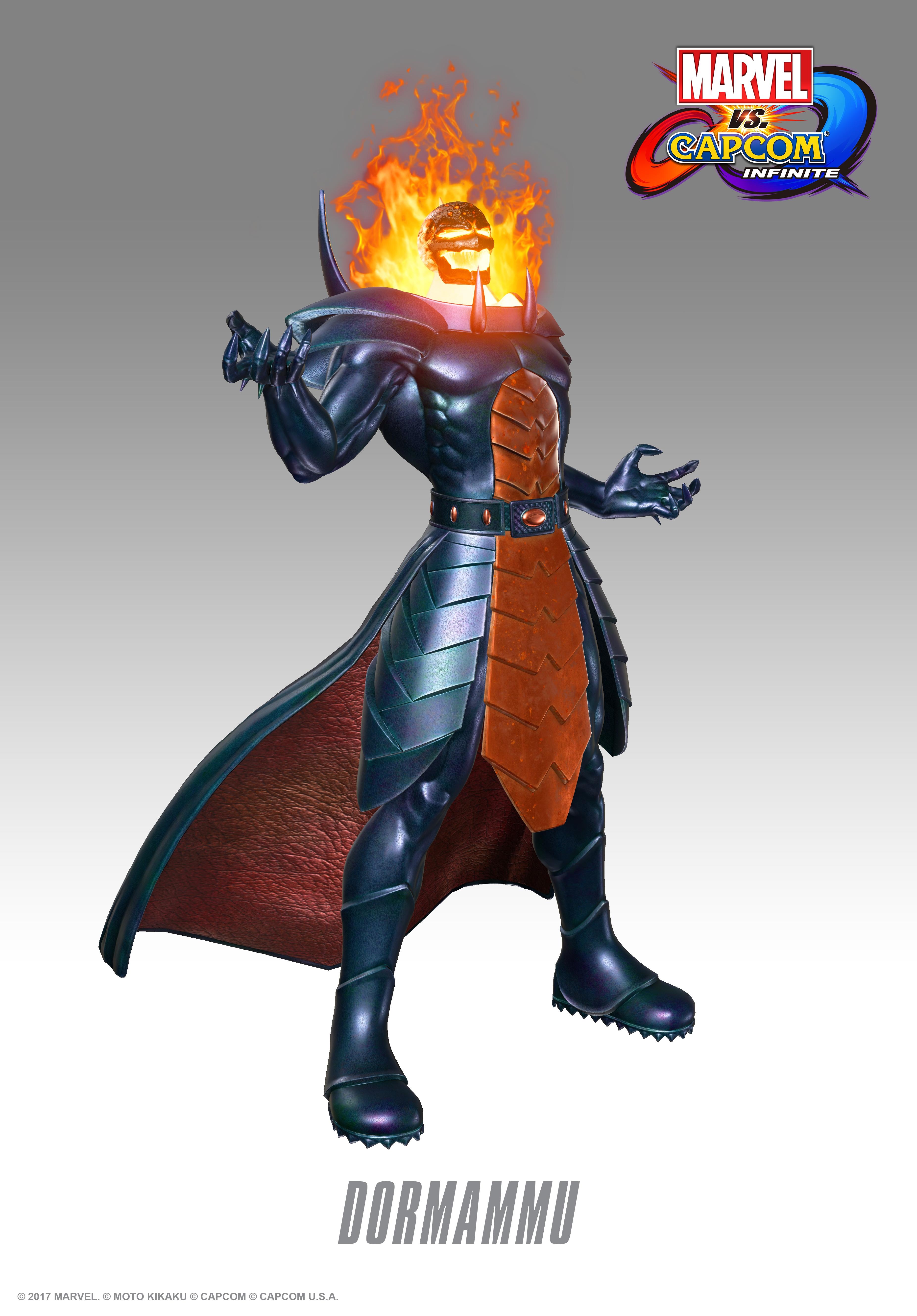 Дормамму - Marvel vs. Capcom: Infinite Арт, Персонаж