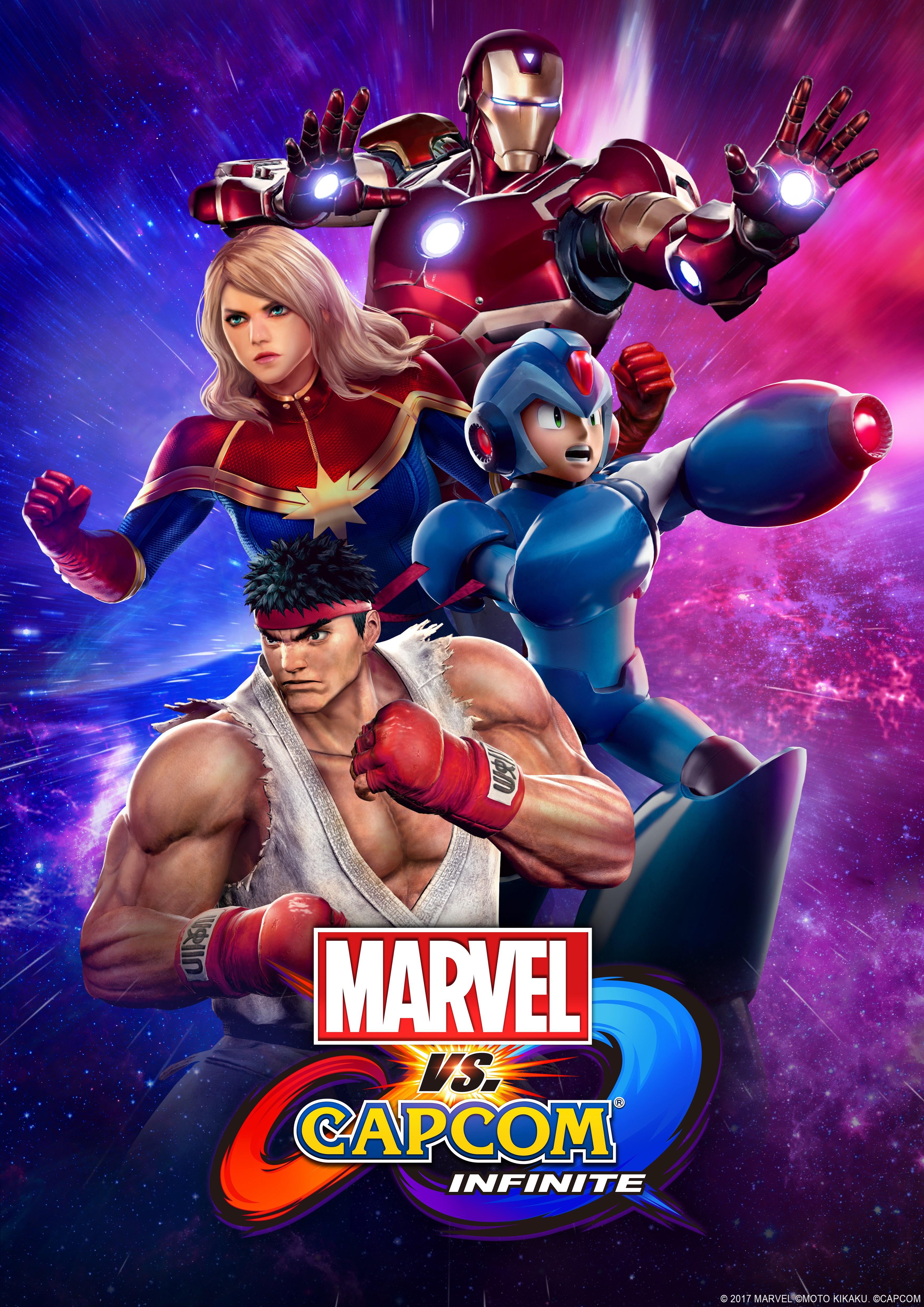 Marvel vs. Capcom: Infinite - Marvel vs. Capcom: Infinite Арт
