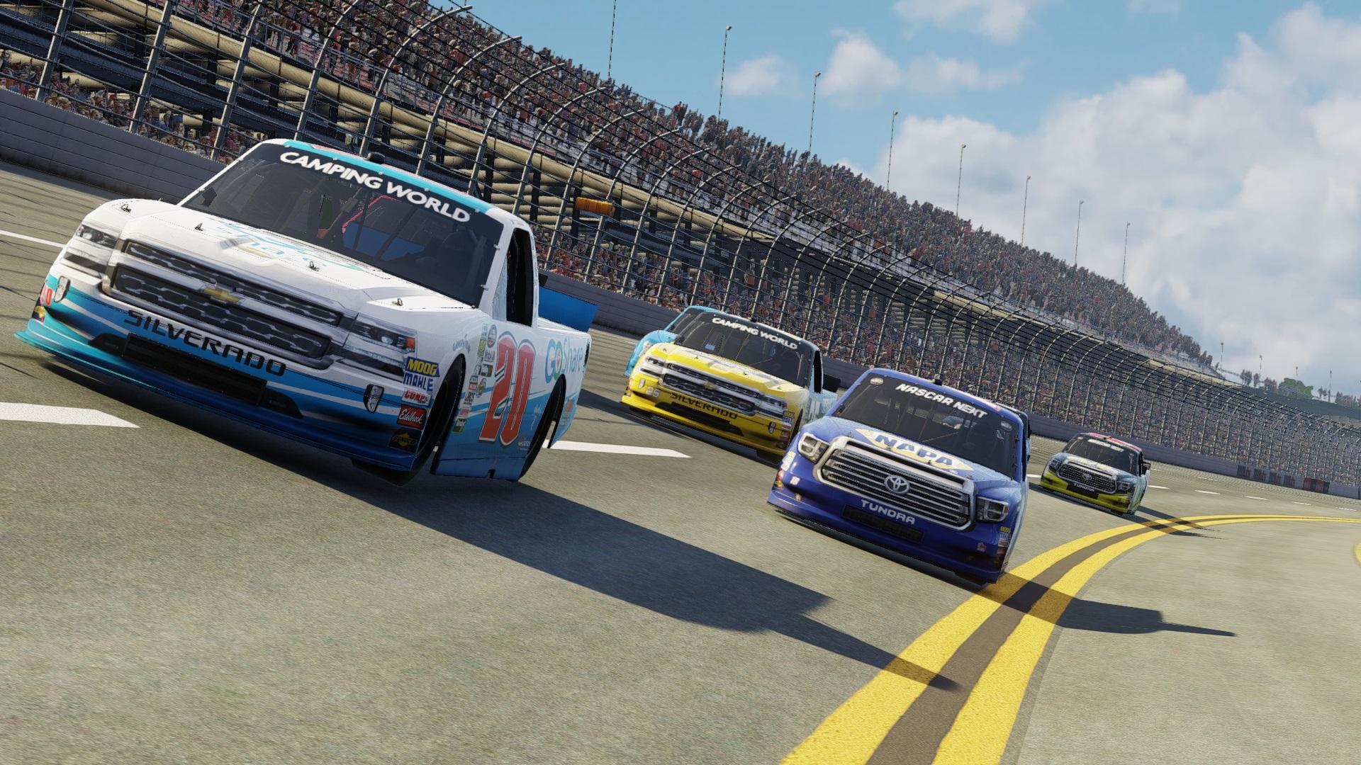 NASCAR Heat 3 - NASCAR Heat 3