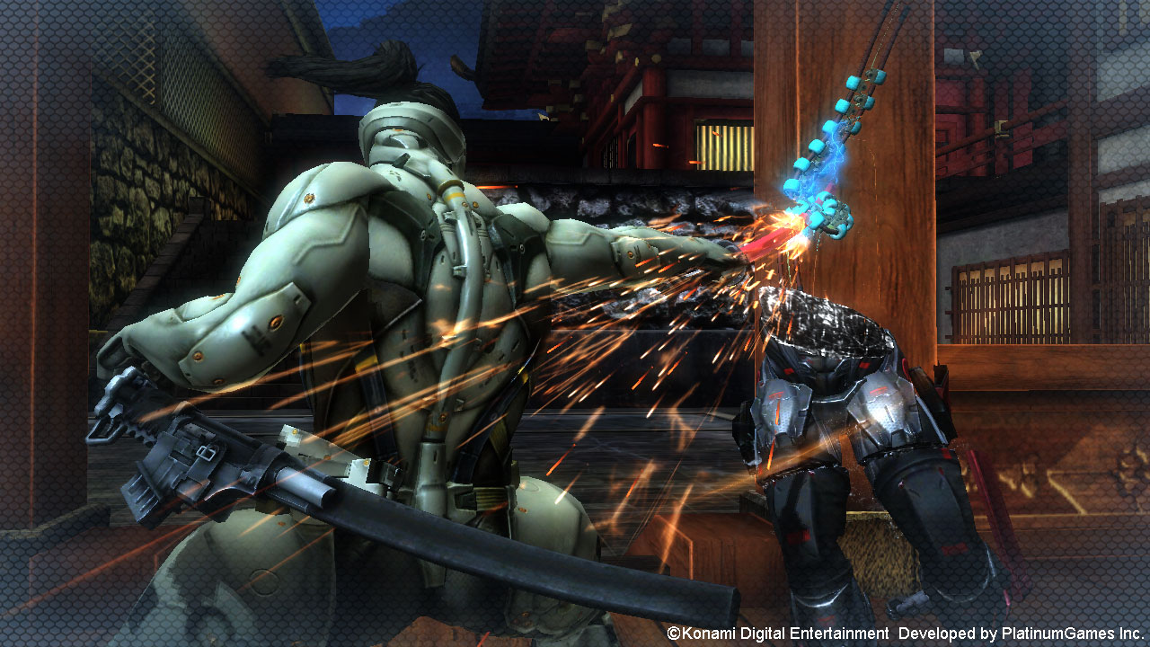 Metal Gear Rising: Revengeance - Metal Gear Rising: Revengeance