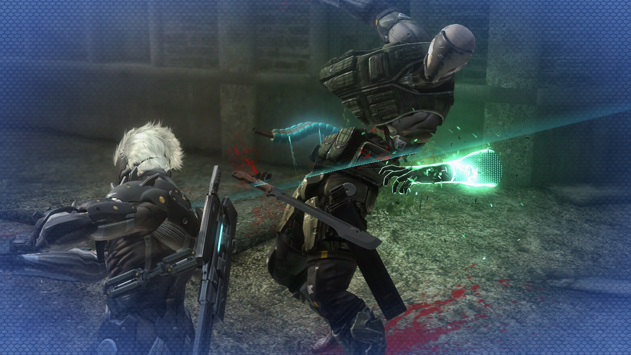 Metal Gear Rising: Revengeance - Metal Gear Rising: Revengeance
