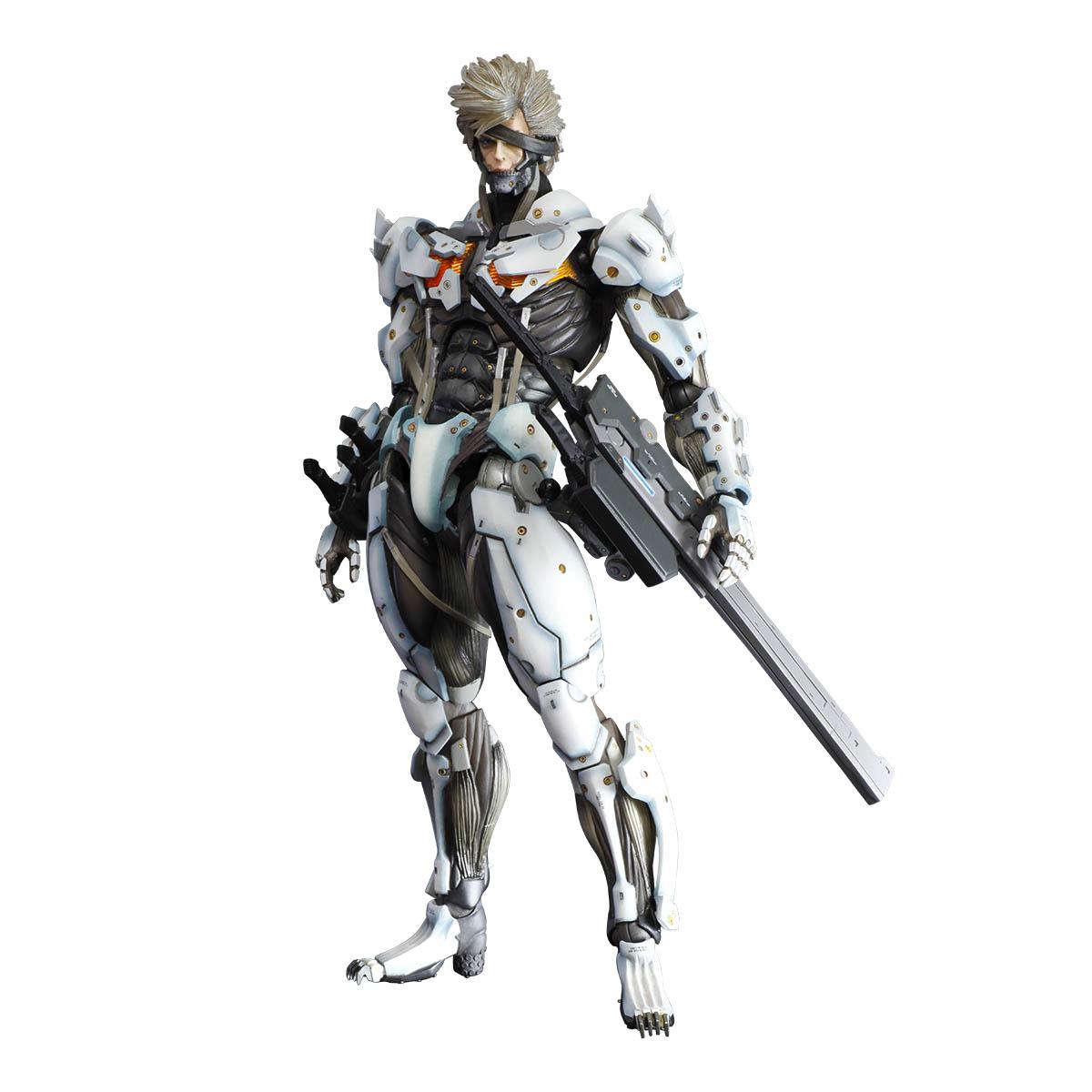 Фигурка - Metal Gear Rising: Revengeance