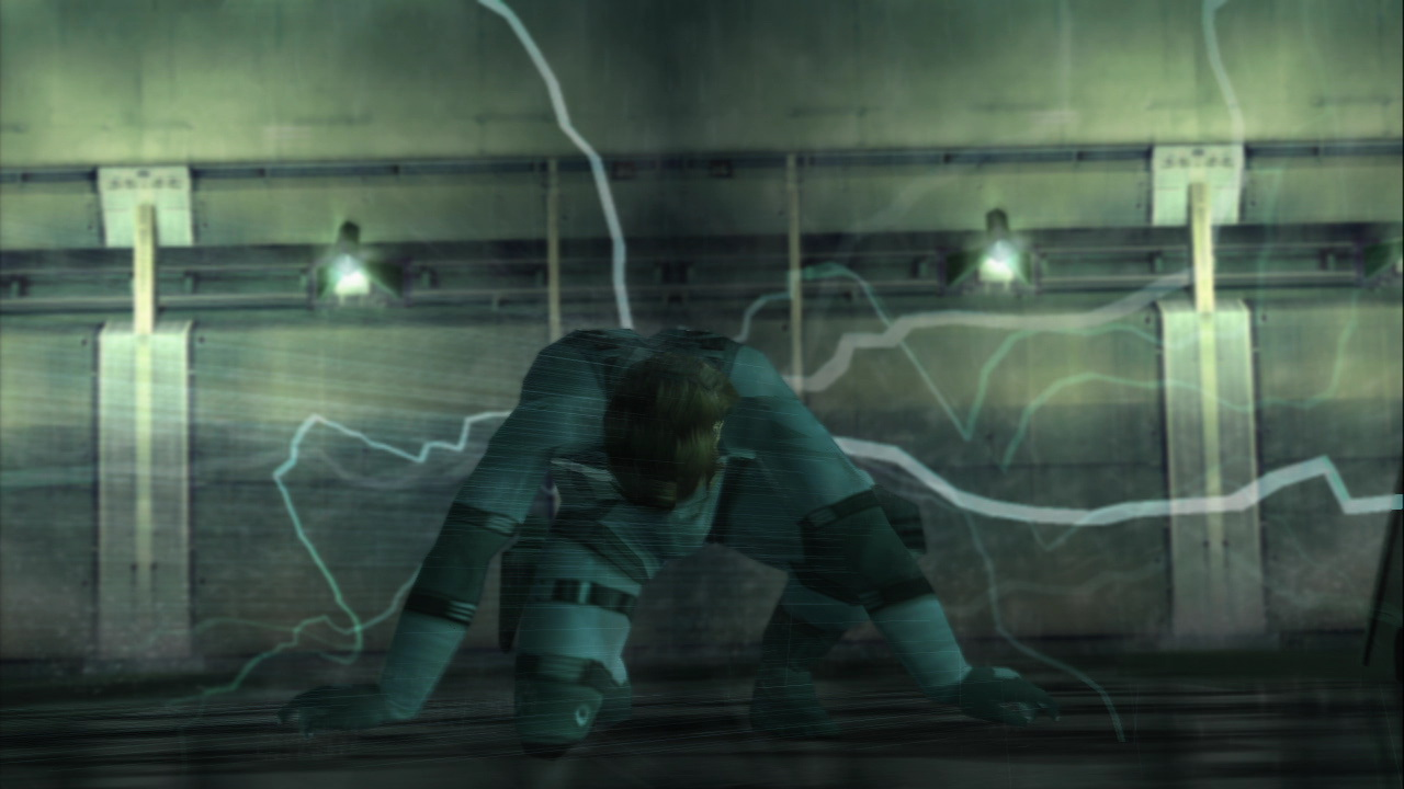 Metal Gear Solid HD Collection - Metal Gear Solid HD Collection