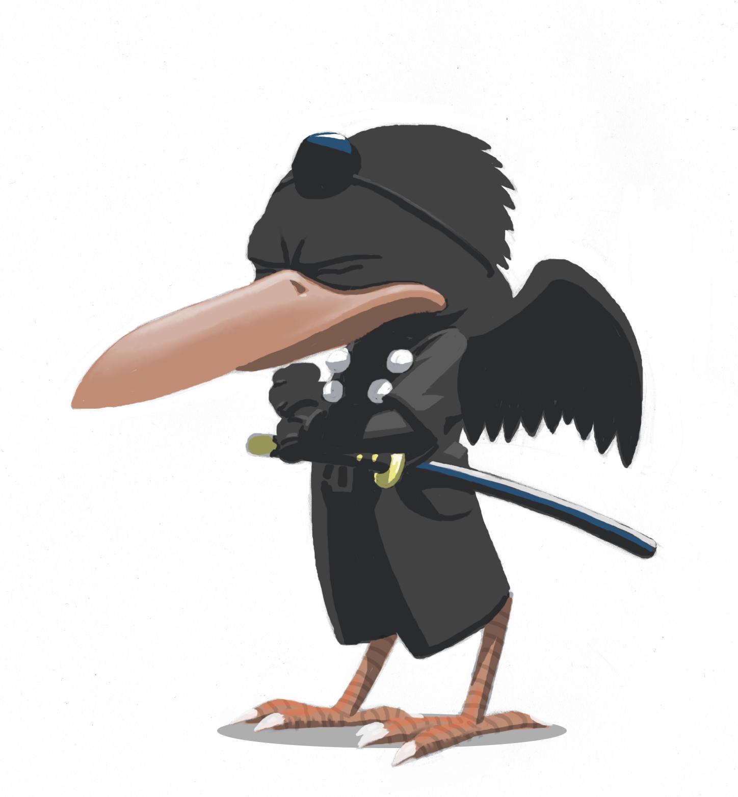 Mini Ninjas - Mini Ninjas Арт, Персонаж