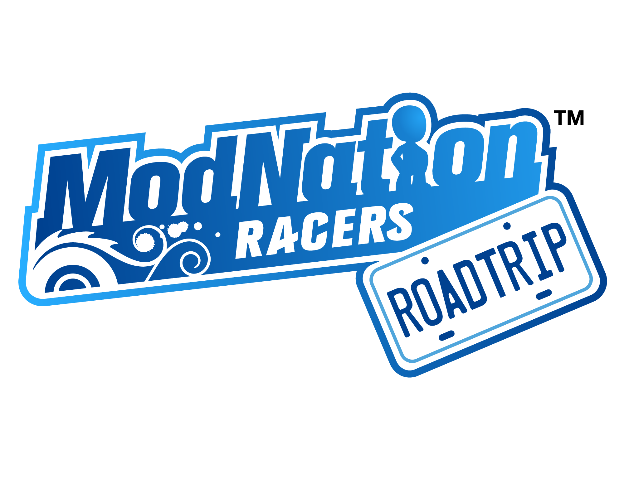 Логотип - ModNation Racers: Road Trip Арт