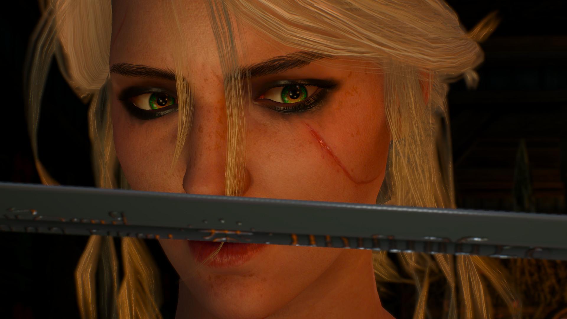 Клинок Зираэль.jpg - Witcher 3: Wild Hunt, the