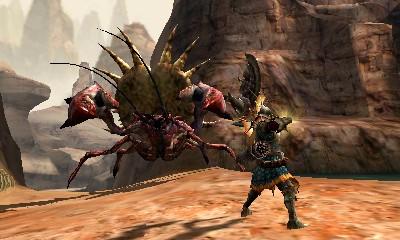 Ultimate - Monster Hunter 4 Скриншот