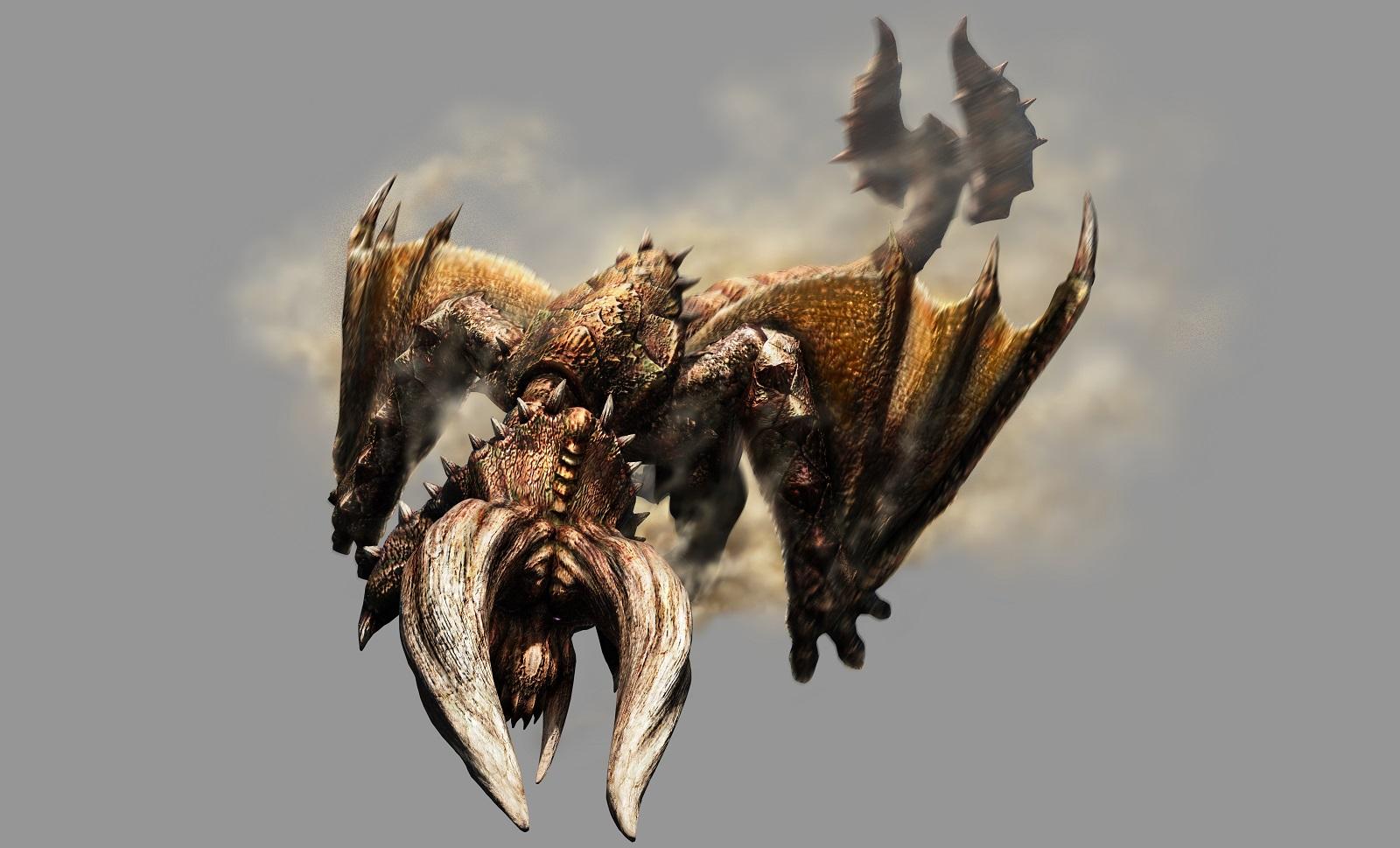 Monster Hunter 4 - Monster Hunter 4 Арт
