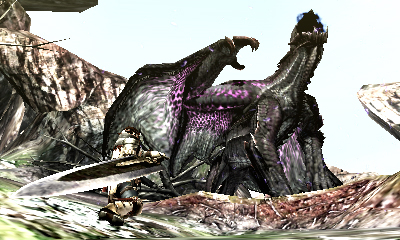 Monster Hunter 4 - Monster Hunter 4 Арт