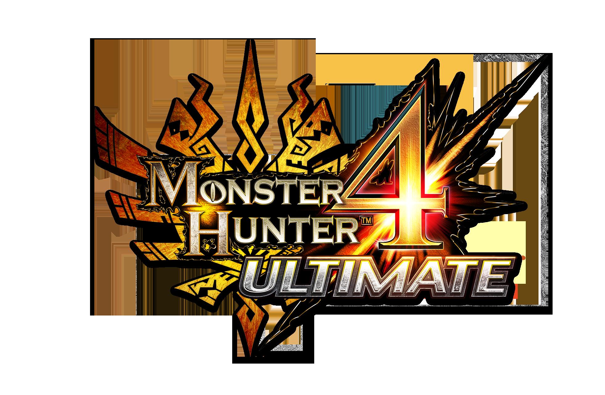 Логотип - Monster Hunter 4 Арт