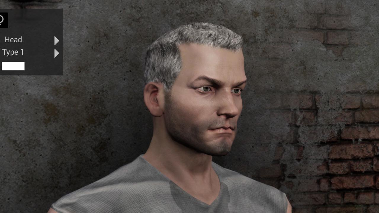 Модель мужского персонажа - Will To Live Online