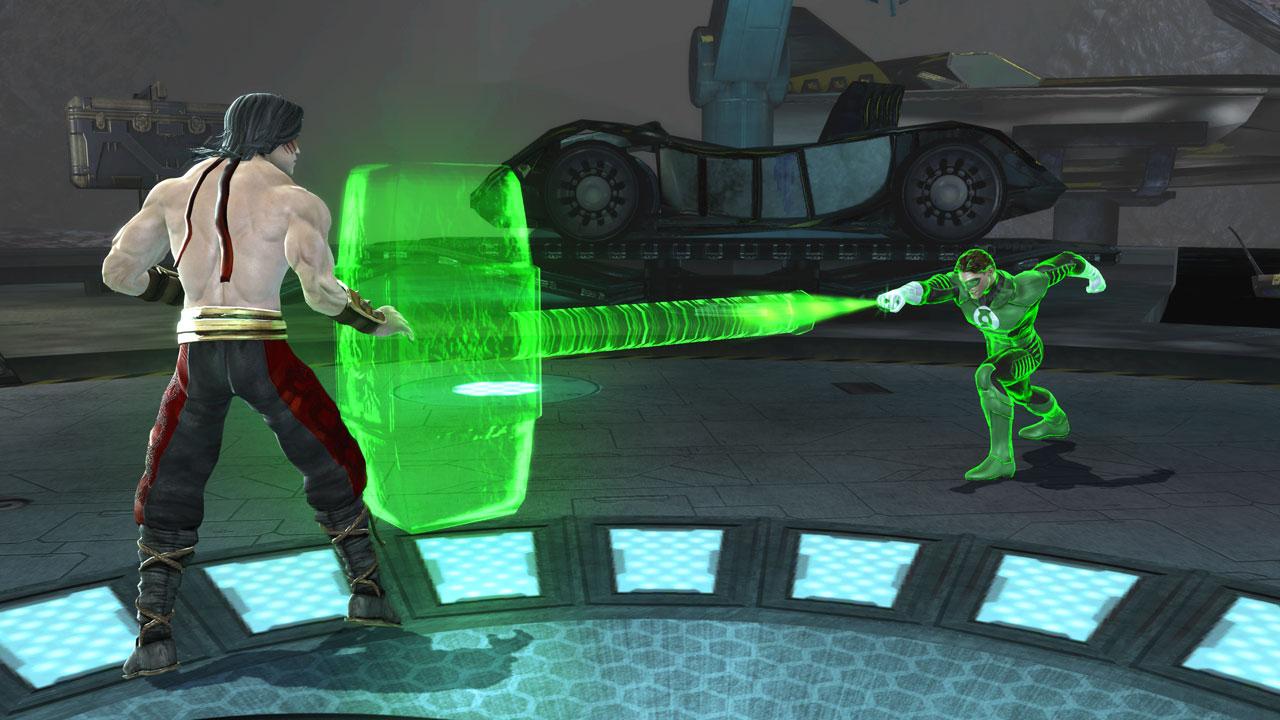Mortal Kombat vs. DC Universe - Mortal Kombat vs. DC Universe