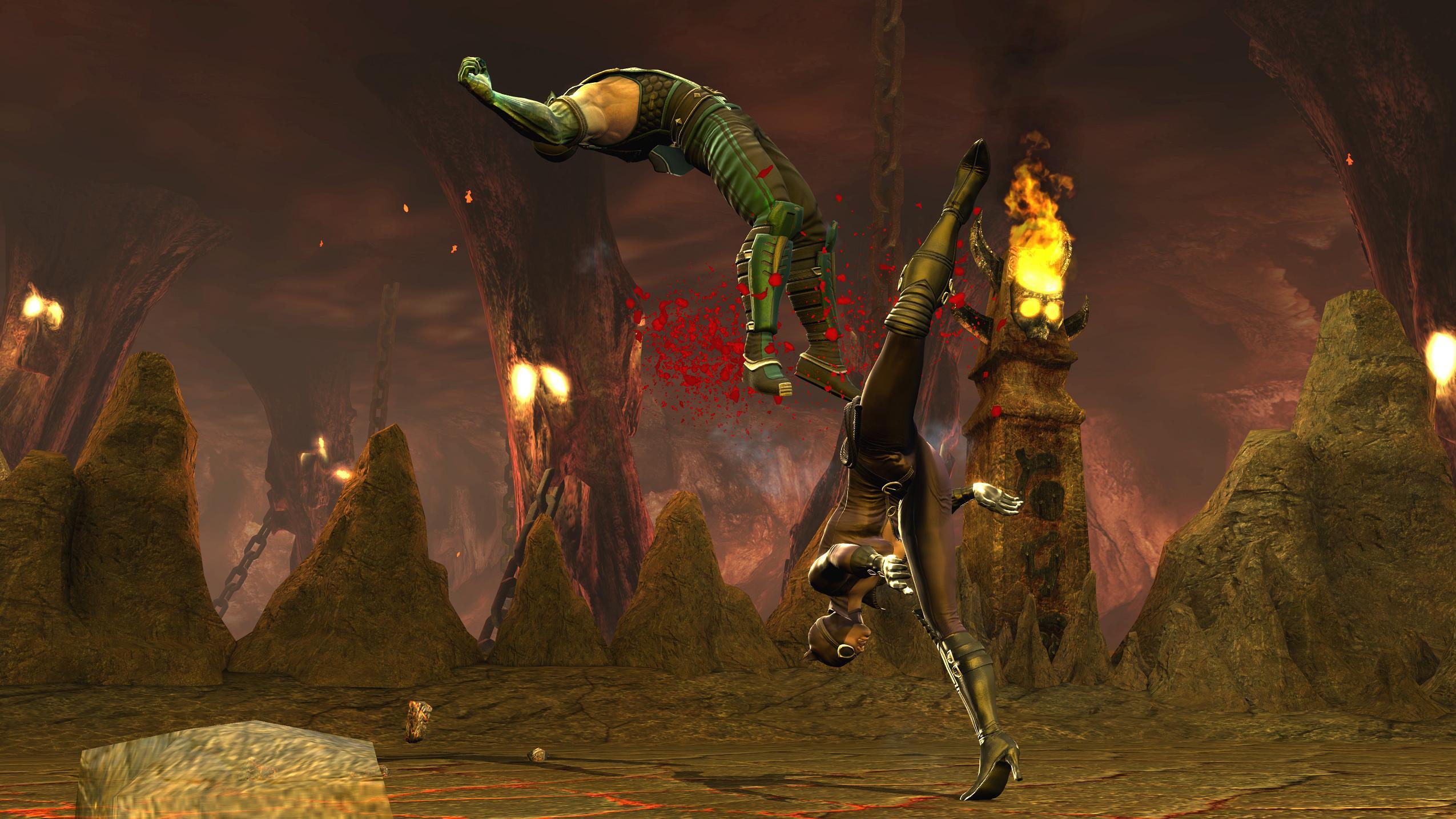 Mortal Kombat vs. DC Universe - Mortal Kombat vs. DC Universe 2K