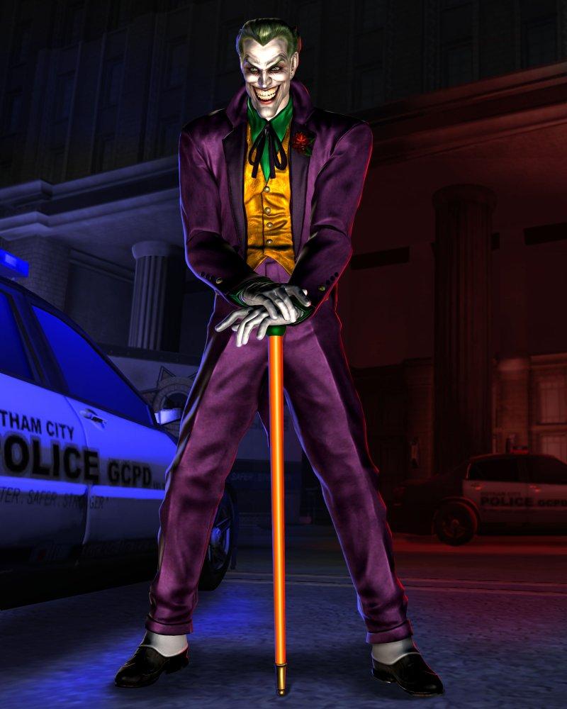 Джокер - Mortal Kombat vs. DC Universe