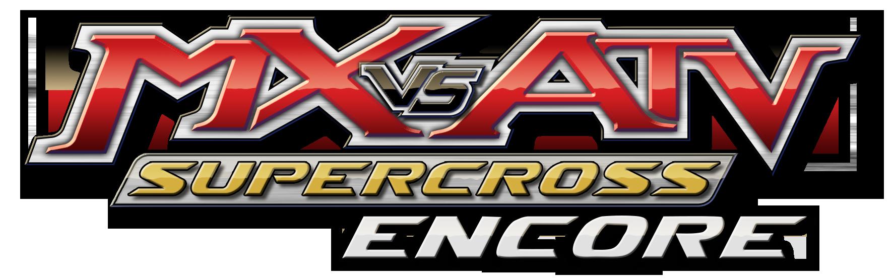 Логотип - MX vs. ATV Supercross Encore Арт