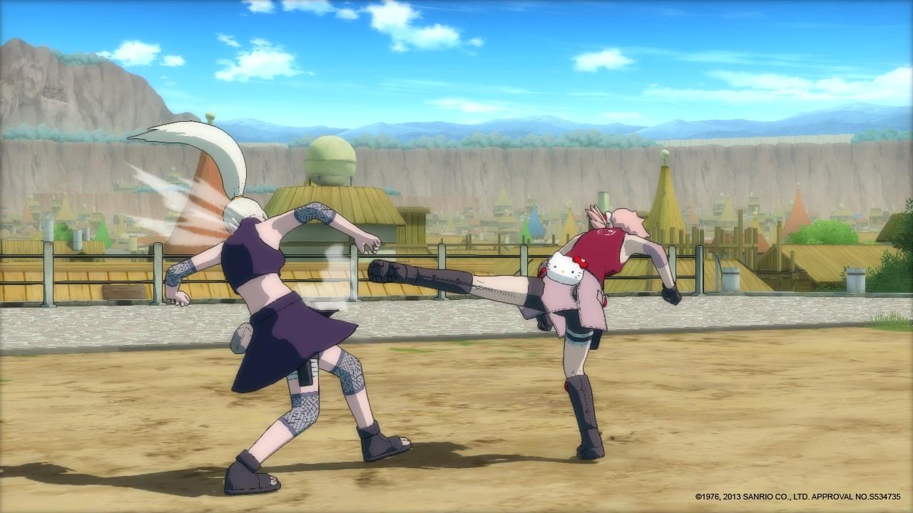 Naruto Shippuden: Ultimate Ninja Storm 3 - Naruto Shippuden: Ultimate Ninja Storm 3 Скриншот