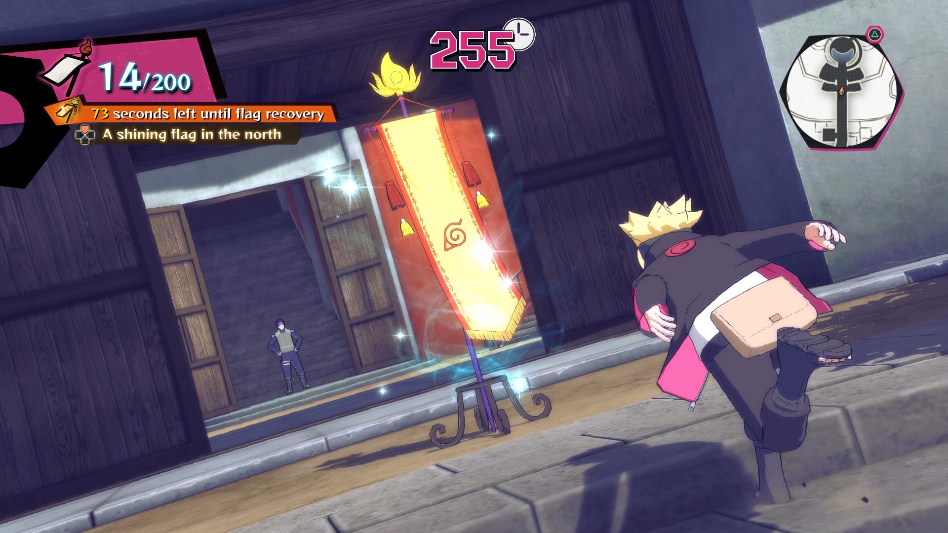 Naruto Shippuden: Ultimate Ninja Storm 4 - Naruto Shippuden: Ultimate Ninja Storm 4