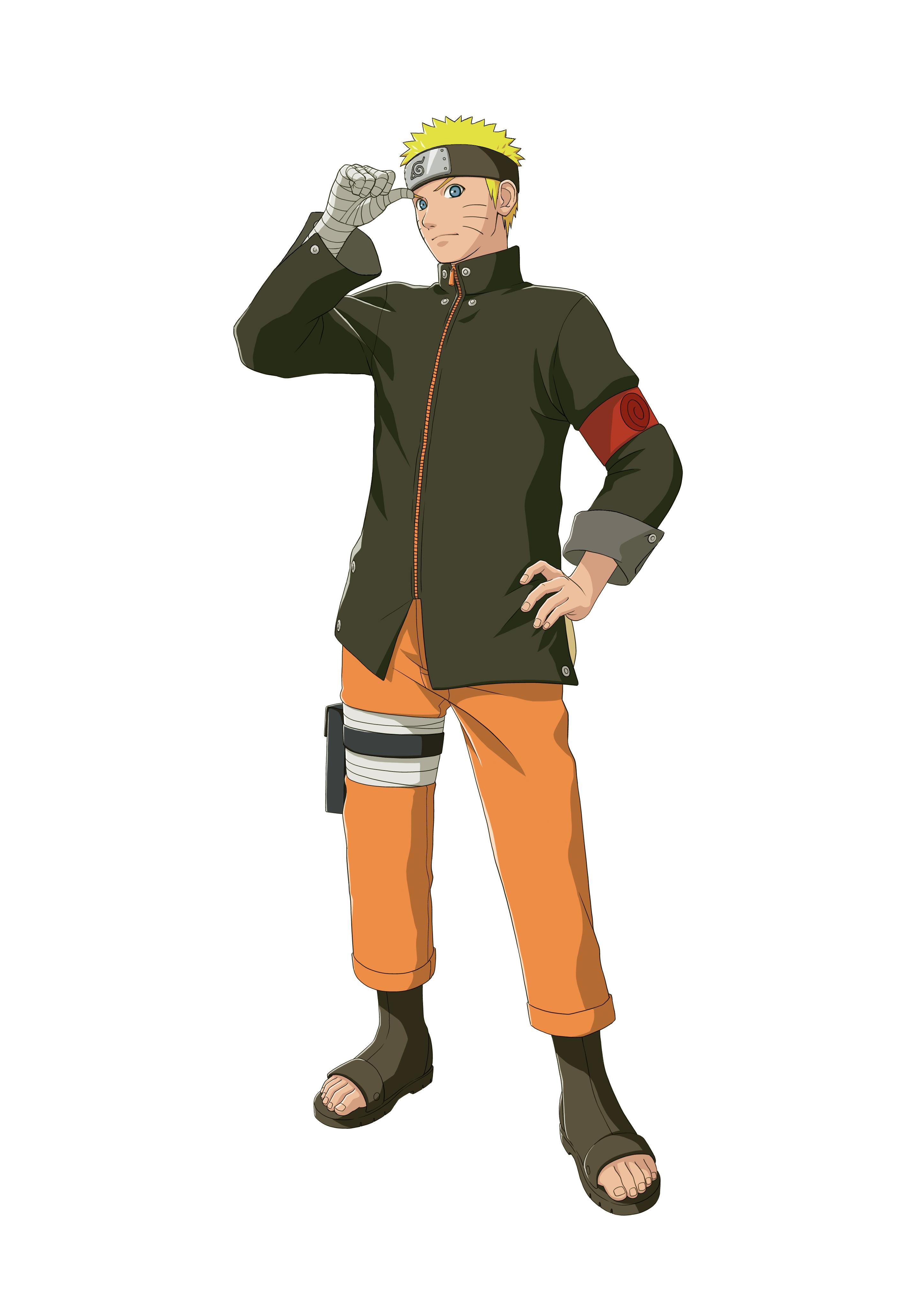 Naruto Shippuden: Ultimate Ninja Storm 4 - Naruto Shippuden: Ultimate Ninja Storm 4 Арт, Персонаж