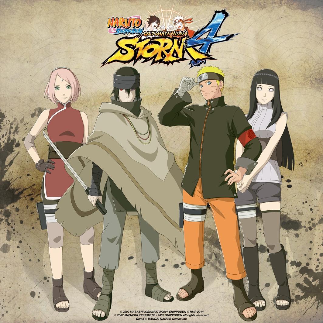 Naruto Shippuden: Ultimate Ninja Storm 4 - Naruto Shippuden: Ultimate Ninja Storm 4 Арт