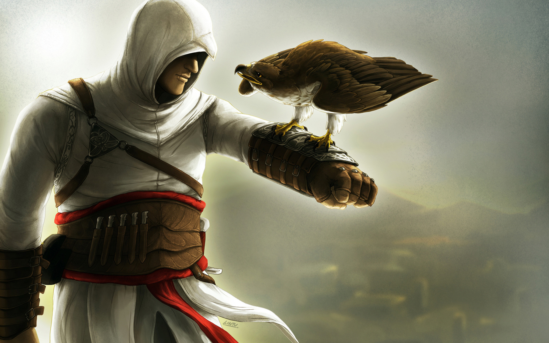 Art - Assassin's Creed Арт