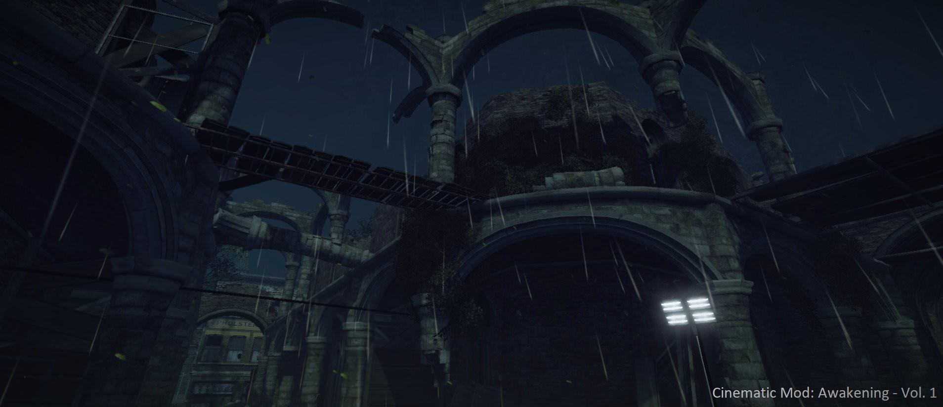 Cinematic Mod Awakening Volume 1 - Half-Life 2