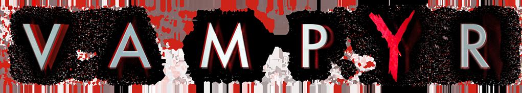 Логотип - Vampyr