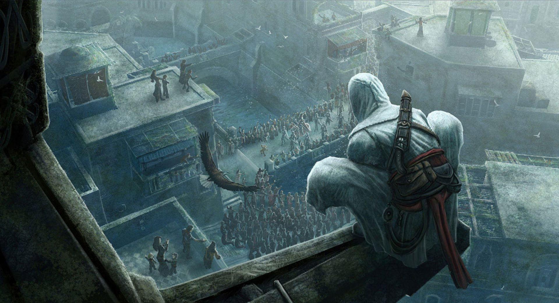 Art - Assassin's Creed Арт
