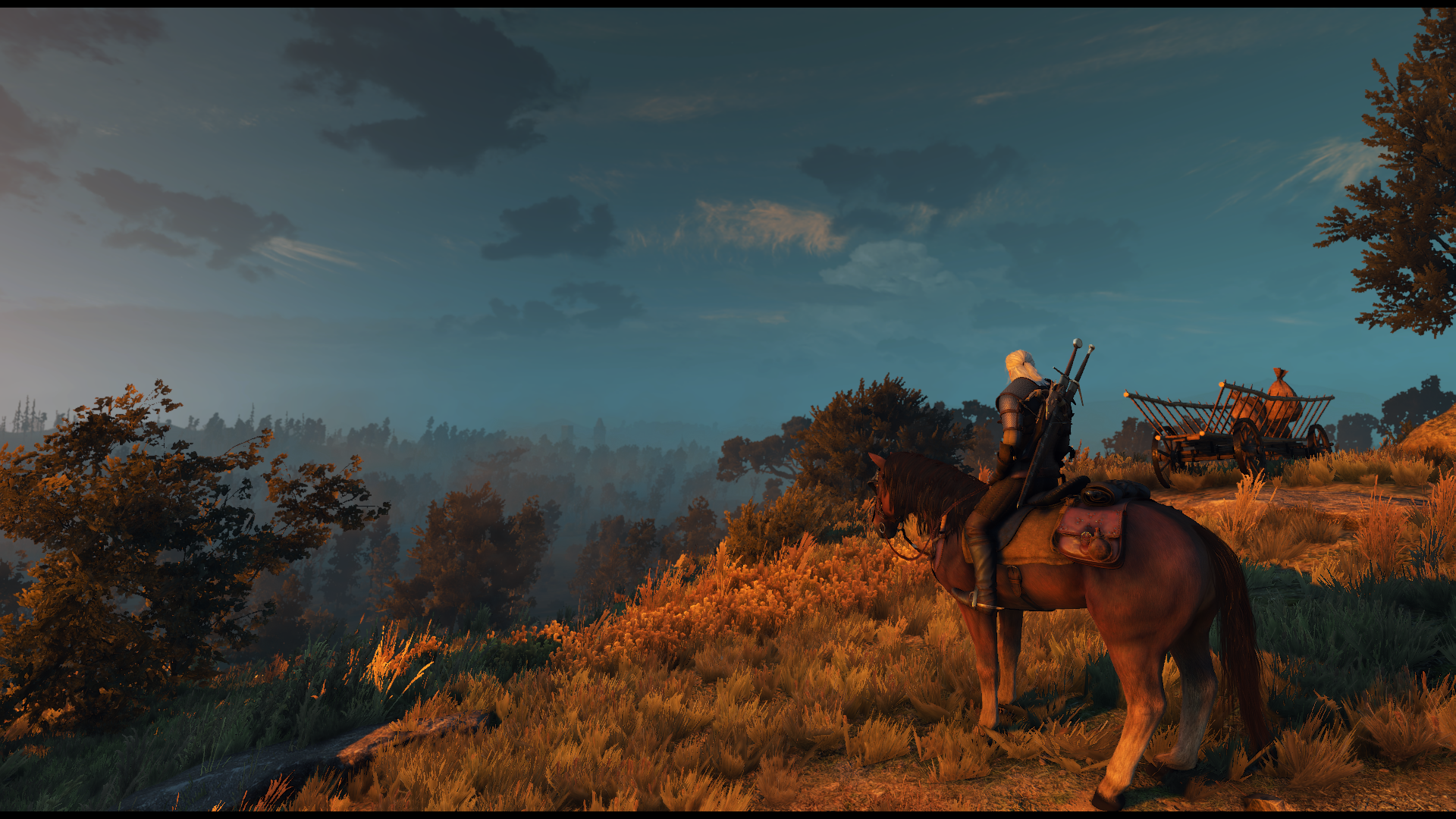 Мод на освещение (Mishikedman) - Witcher 3: Wild Hunt, the