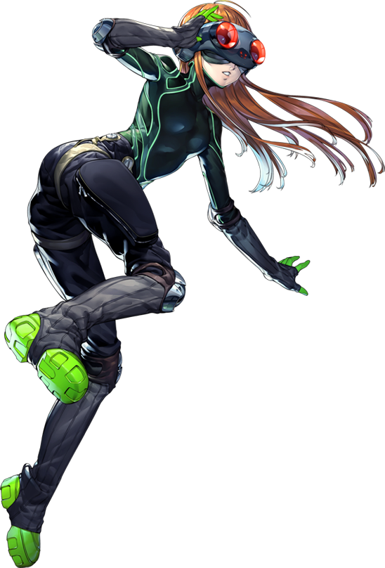 Persona 5 - Persona 5 Арт, Персонаж