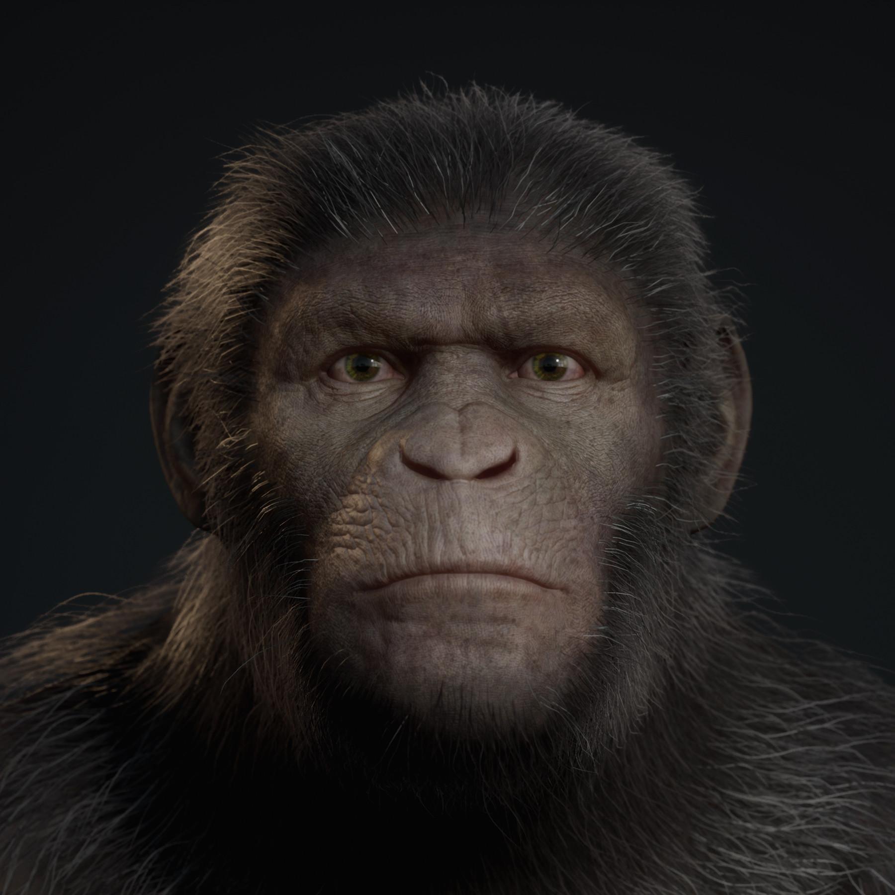 Брин - Planet of the Apes: Last Frontier Рендер
