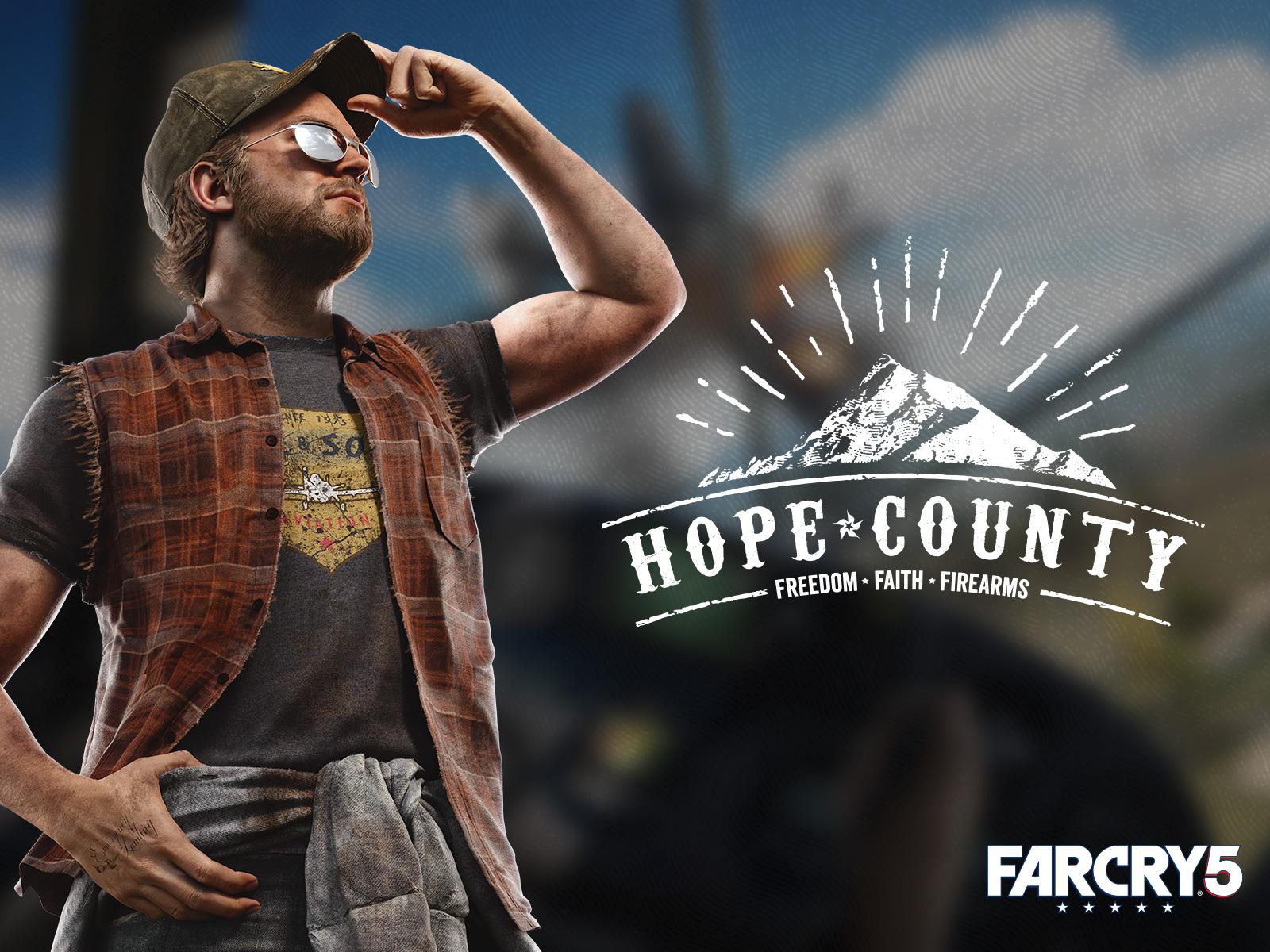nick - Far Cry 5