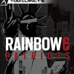 Tom Clancy's Rainbow 6: Patriots Бокс-арт (Xbox 360)