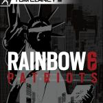 Tom Clancy's Rainbow 6: Patriots Бокс-арт (PC)