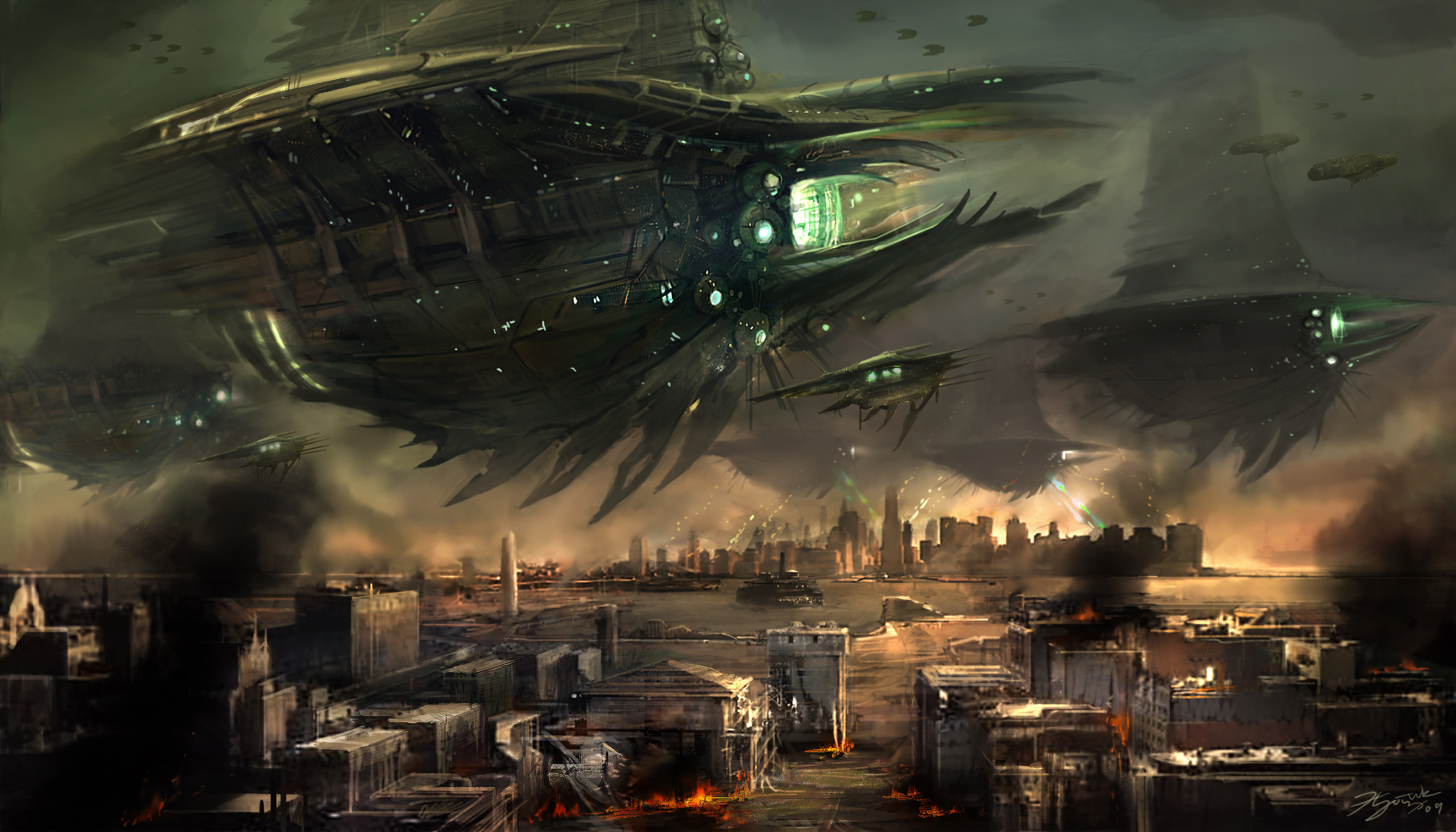 Resistance: Burning Skies - Resistance: Burning Skies 2K, Арт