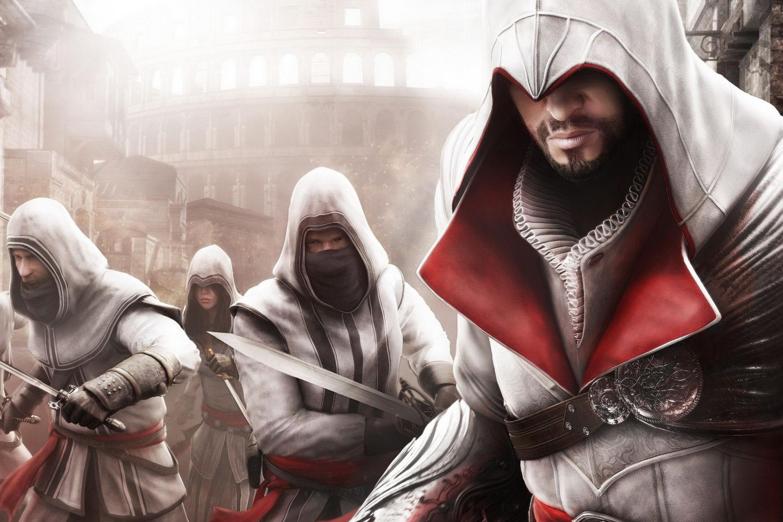 Art - Assassin's Creed: Brotherhood Арт