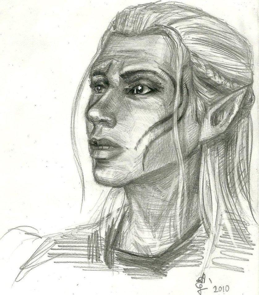 zevran_face_by_alqyery-d4oe40e.jpg - Dragon Age: Origins