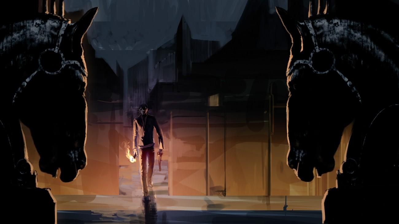 Shadows of the Damned - Shadows of the Damned