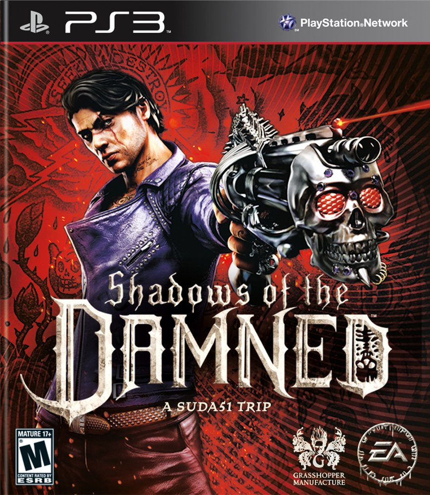 Бокс-арт (PS3) - Shadows of the Damned