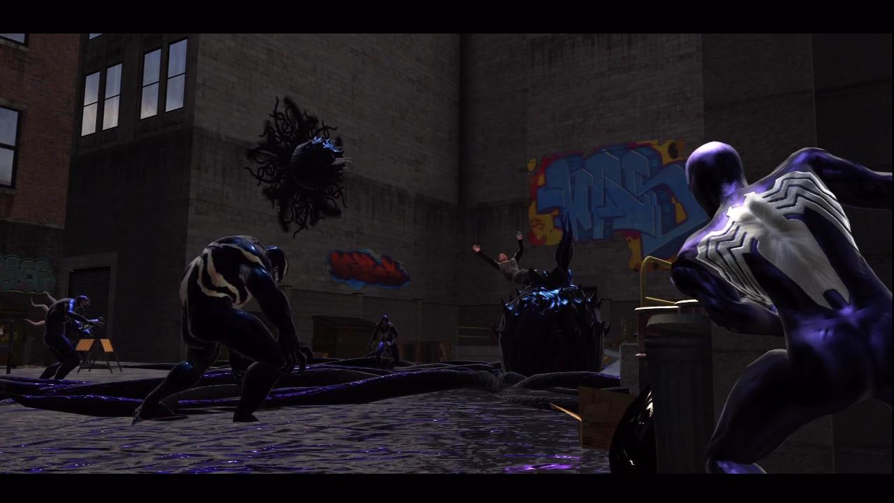 Spider-Man: Web of Shadows - Spider-Man: Web of Shadows