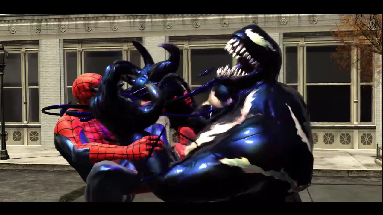 Spider-Man: Web of Shadows - Spider-Man: Web of Shadows