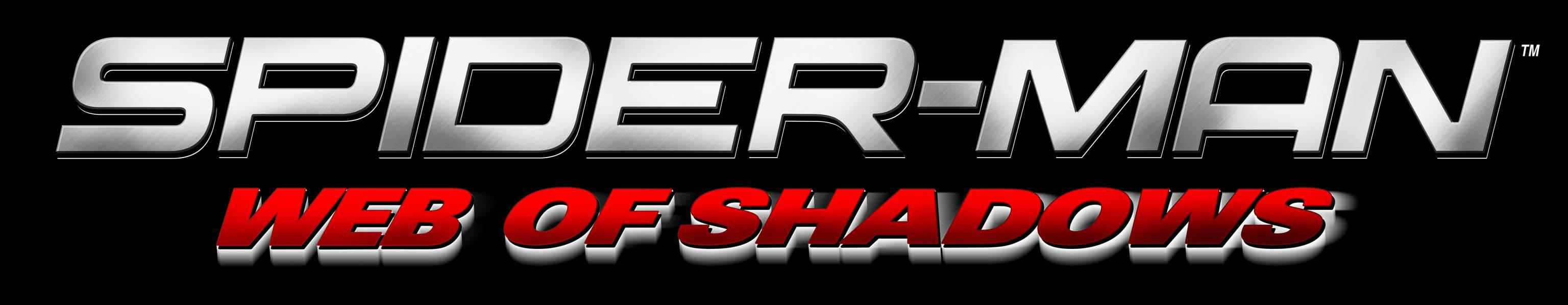 Логотип - Spider-Man: Web of Shadows Арт