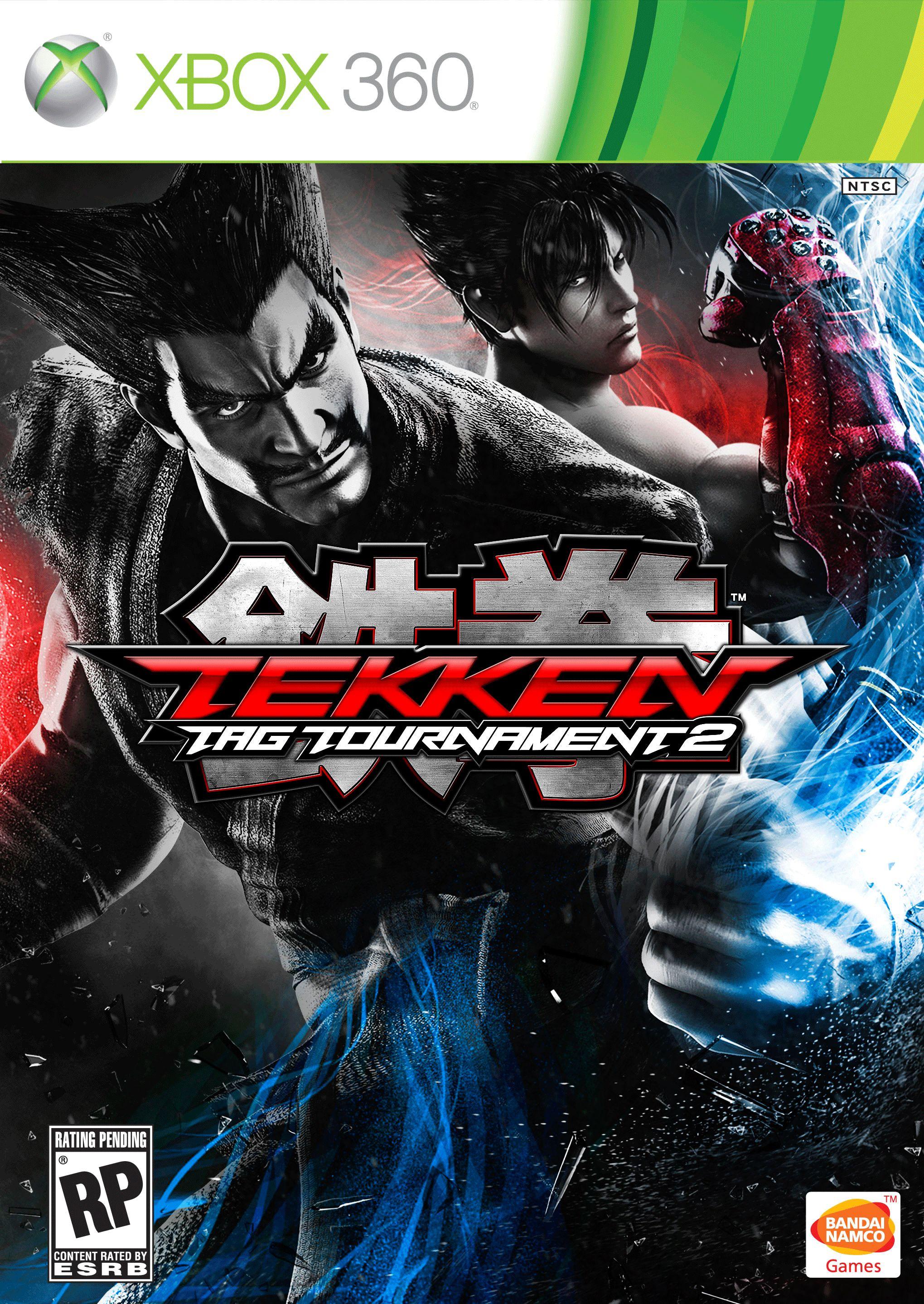 Бокс-арт (Xbox 360) - Tekken Tag Tournament 2