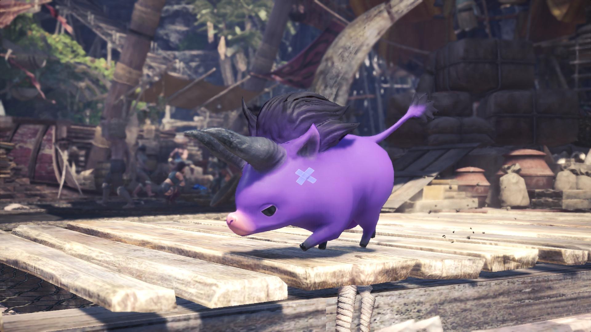 Final Fantasy XIV Collaboration Event - Monster Hunter: World