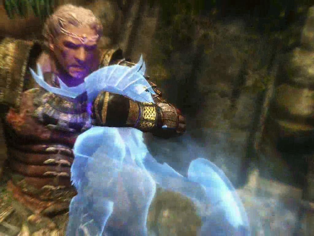 Фогер на прогулке - Elder Scrolls 5: Skyrim, the