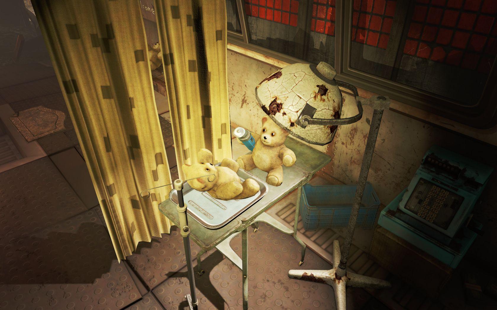 Расправа косторезом (Тоннель Масс-Пайк) v2 - Fallout 4 Юмор