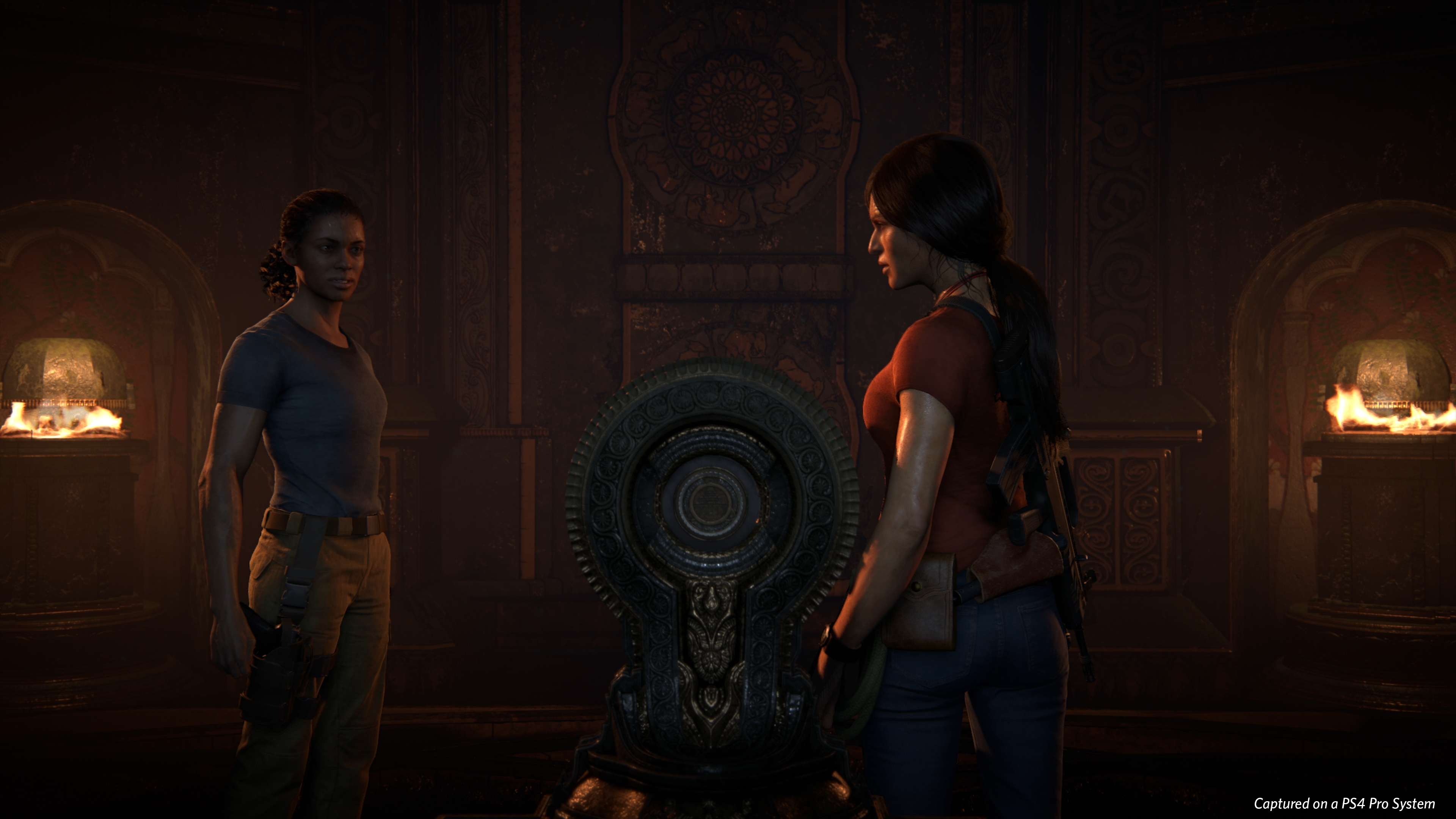Uncharted: The Lost Legacy - Uncharted: The Lost Legacy 4K