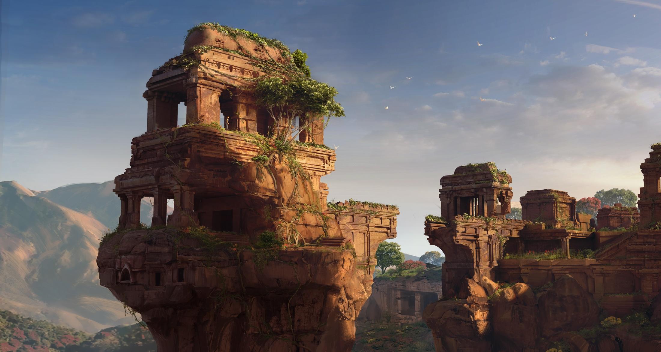 Uncharted: The Lost Legacy - Uncharted: The Lost Legacy Арт
